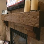 MANTLE WOODWORK 3