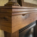 MANTLE WOODWORK 6