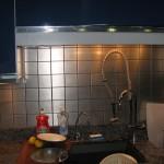 Metal Tile Backsplash 10