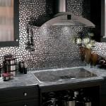 Metal Tile Backsplash 4