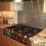 Metal Tile Backsplash 6