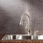 Metal Tile Backsplash 8