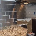 Metal Tile Backsplash 9