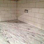 Porcelain Backsplash 5