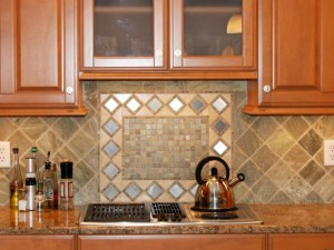 Stone Backsplash 1