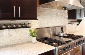 Stone Backsplash 2