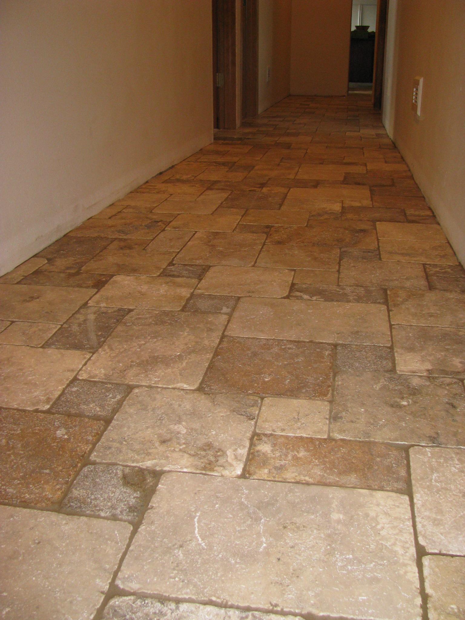 Travertine Tile Flooring by Factor SurfacesTile, Stone & Hardwood ...