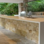 Travertine Tile Floor